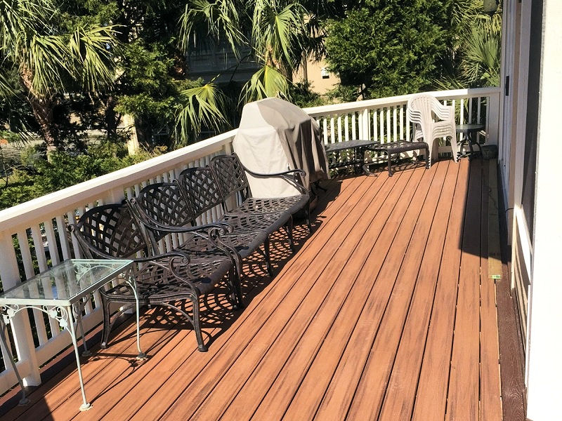 Wexford Plantation Deck Renovation by Berry Remodeling