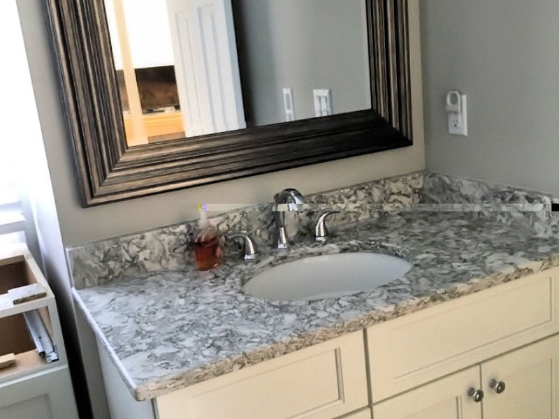 Berry Remodeling 179 Evian Hilton Head Remodel bath mirror sink