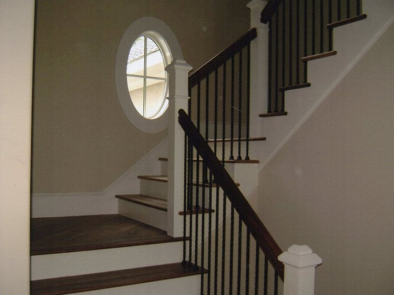 Stairs, Custom Flooring, Berry Remodeling Hilton Head